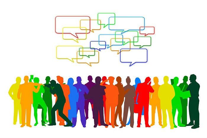 人と話すことに苦手意識を持つコミュ障