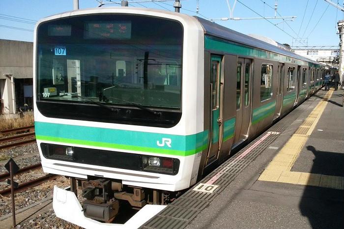 グリーン車なしの常磐線のE231系