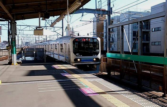 6時台の埼京線の混み具合