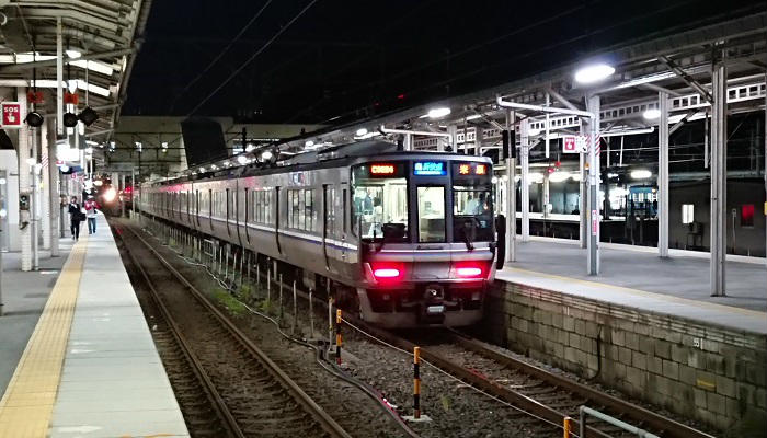 JR西日本の駅員の態度