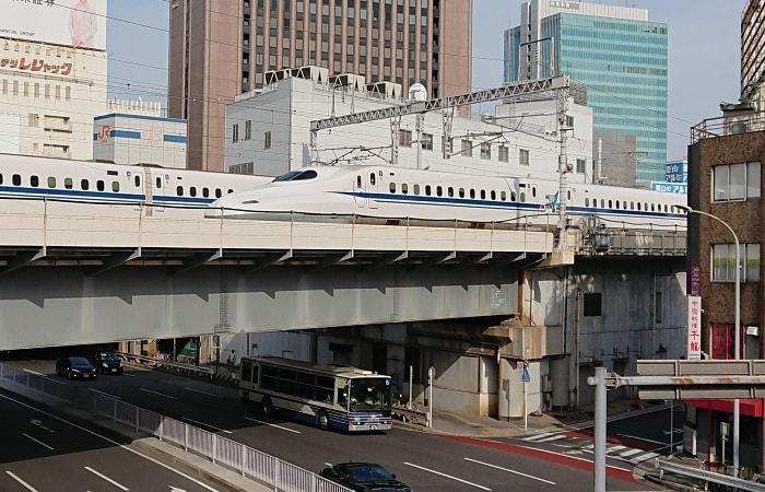 東海道新幹線の最小曲線半径