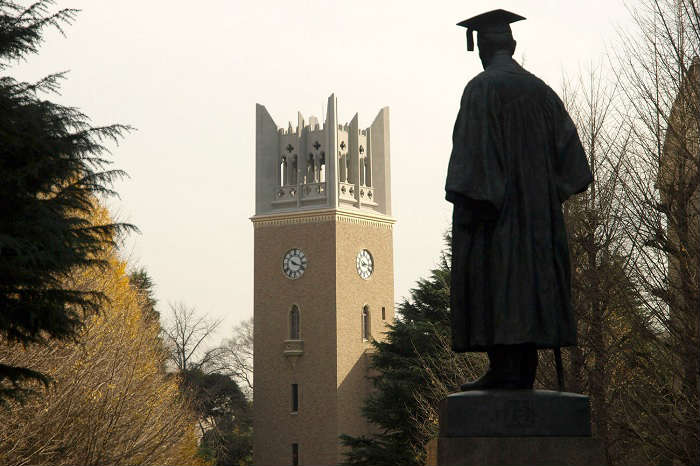 KDDIの私立大学の学校別採用人数