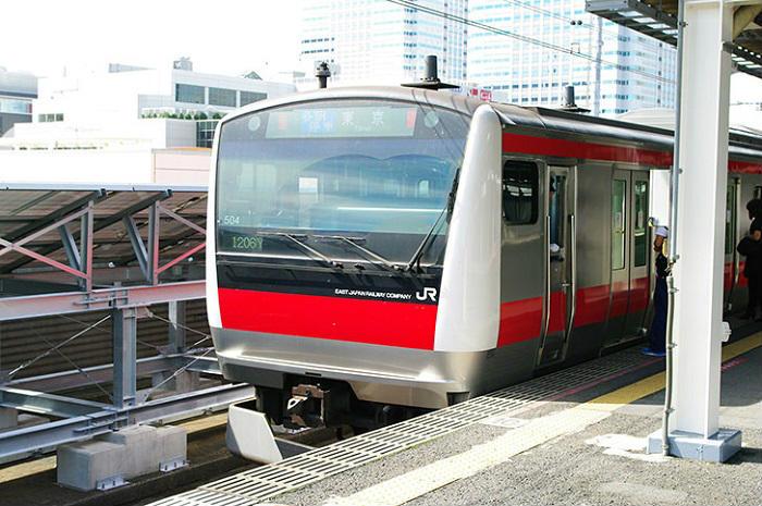 京葉線直通列車