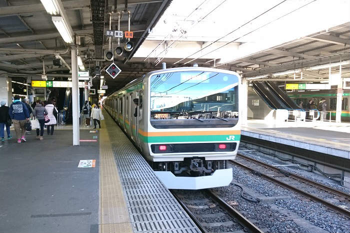 高崎線の発車メロディ