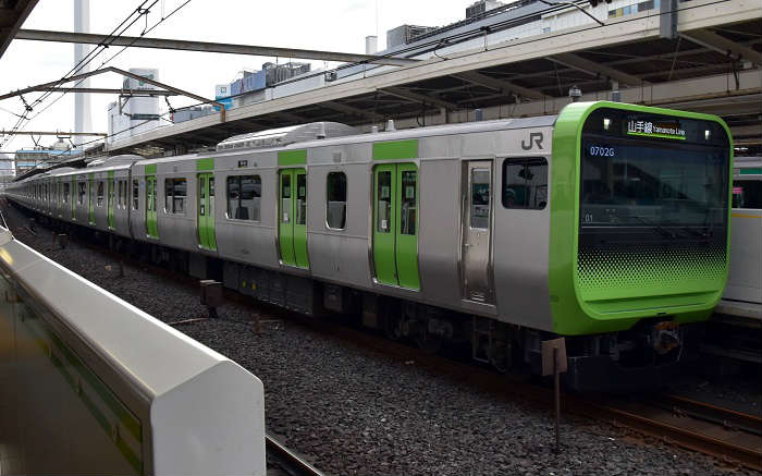 電車の乗車によるJRE POINT