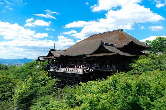 埋蔵文化財が多い京都