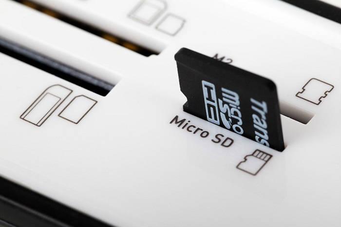 マイクロSDカードの寿命(年数)