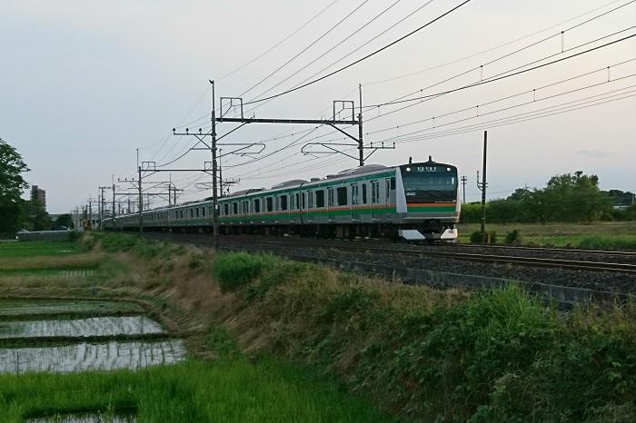 狭軌のJR在来線