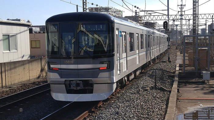 日比谷線の発車メロディ