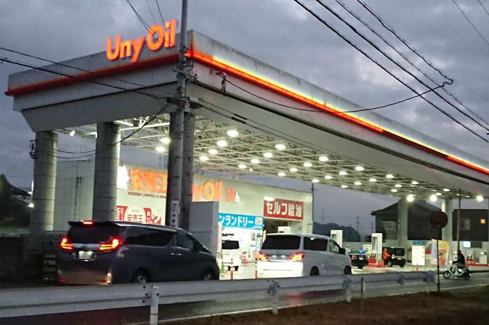 静岡県内の格安ガソリンスタンド