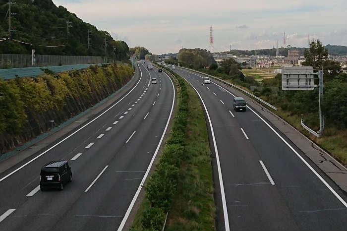 高速自動車国道の登坂車線
