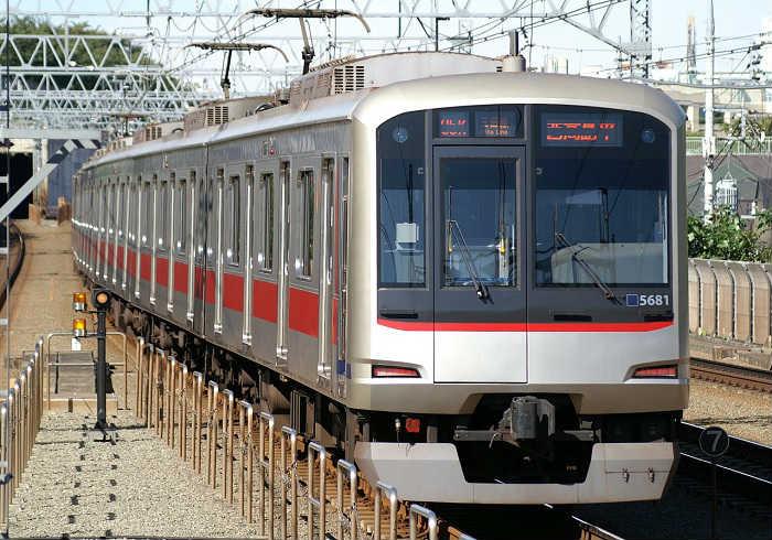 東急目黒線の朝ラッシュの混雑状況