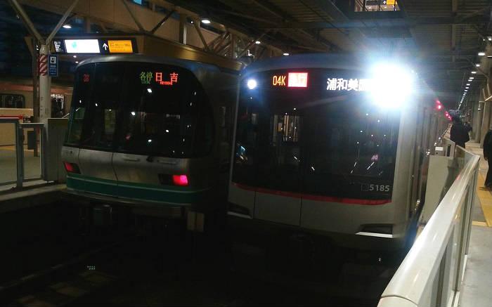 目黒駅の発車メロディ