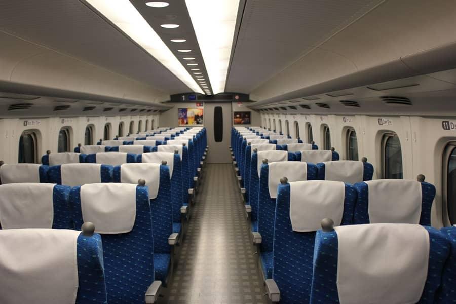 東海道新幹線のおすすめの座席