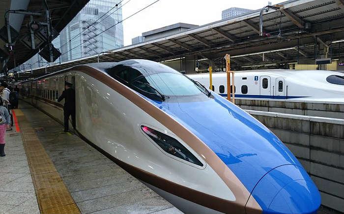 上越新幹線のWi-Fiの設置状況