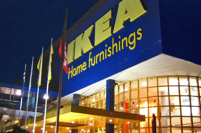 IKEAの出店計画
