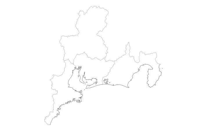 東海・中部地区の鉄道の混雑率
