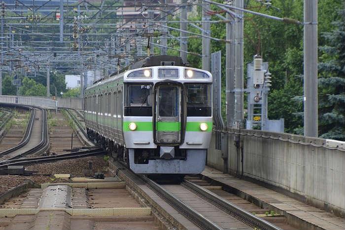 札幌周辺の路線でさえ赤字のJR北海道