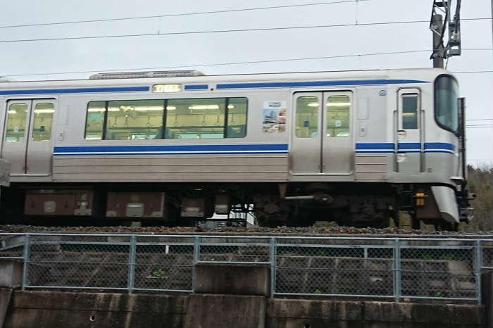 トヨタ自動車の従業員の通勤手段である愛知環状鉄道線