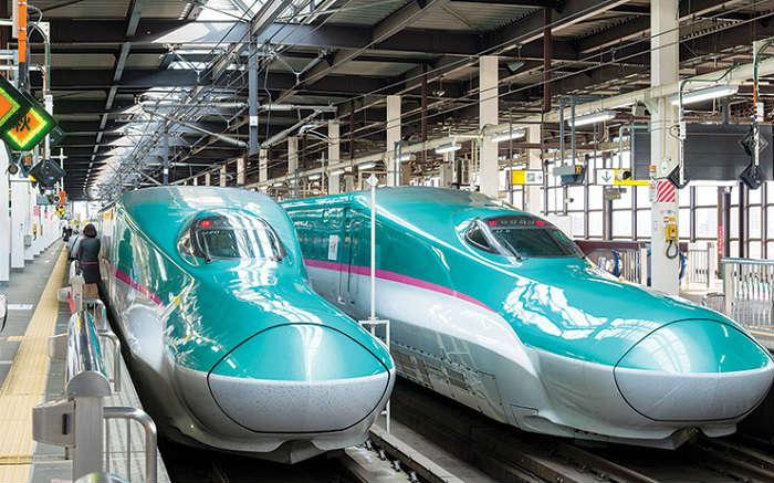 自由席がない北海道新幹線