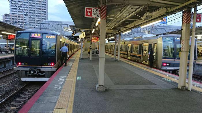 発車メロディが少ないJR西日本