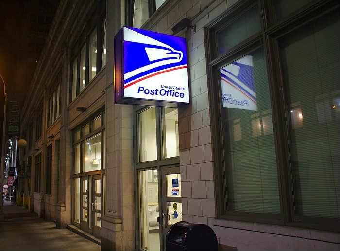諸外国の郵便事情