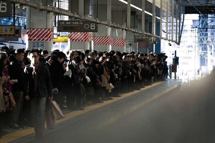 全国の鉄道の朝ラッシュの混雑率