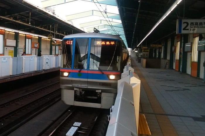 都営地下鉄の混雑率