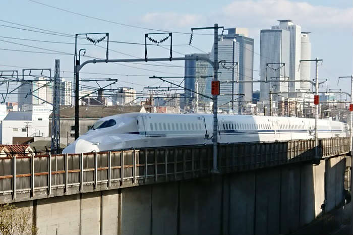JR東海の新幹線