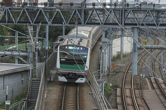 JR板橋駅