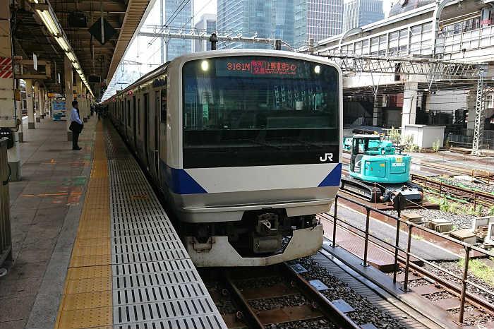 常磐線の発車メロディ