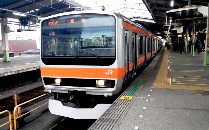 武蔵野線の発車メロディ