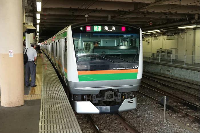 宇都宮線の発車メロディ