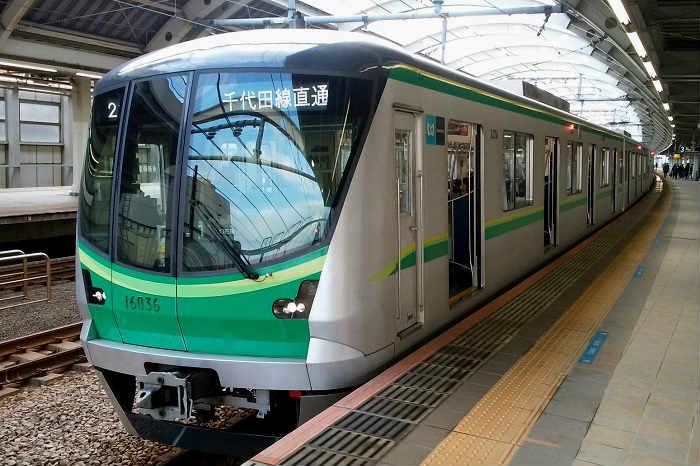 千代田線の発車メロディ