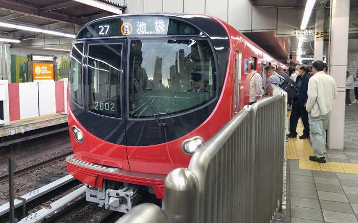 丸ノ内線の発車メロディ