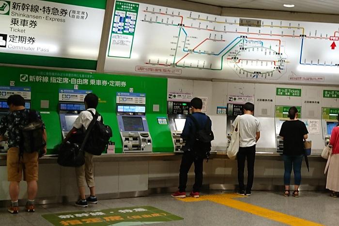 指定席券による旅客収入