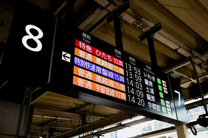 JR東日本の接近メロディ