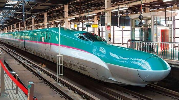 東北新幹線の自由席