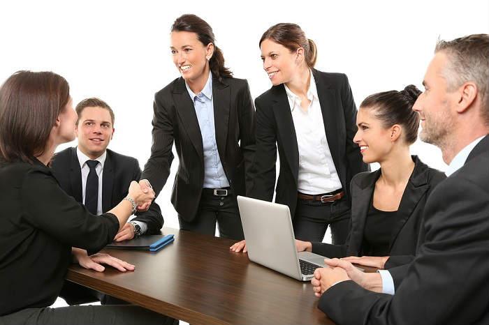 外資系金融で勤務する社員
