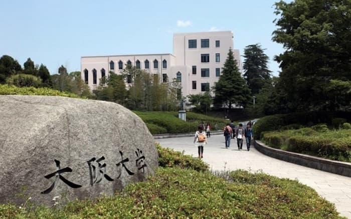 採用が多い大阪大学。京都大学、神戸大学、関関同立4校も同様に多い。