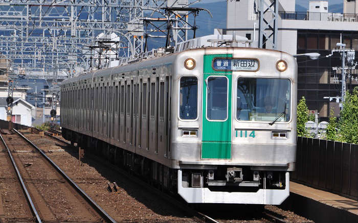 運賃が高い京都市営地下鉄
