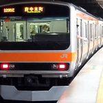 【帰宅ラッシュ】武蔵野線の夕方・夜の混雑する時間帯・区間を調査