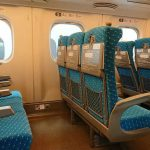 <路線別>新幹線の自由席の混雑状況の調査結果