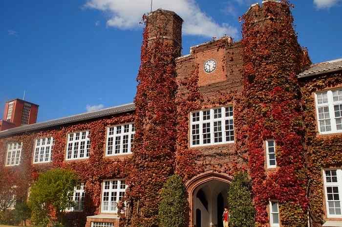 MARCHの1校である立教大学