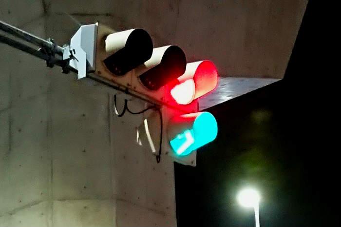 日本信号が手掛ける信号機