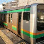 【帰宅ラッシュ】東海道線(東京口)の夕方・夜の混雑する時間帯・区間を調査