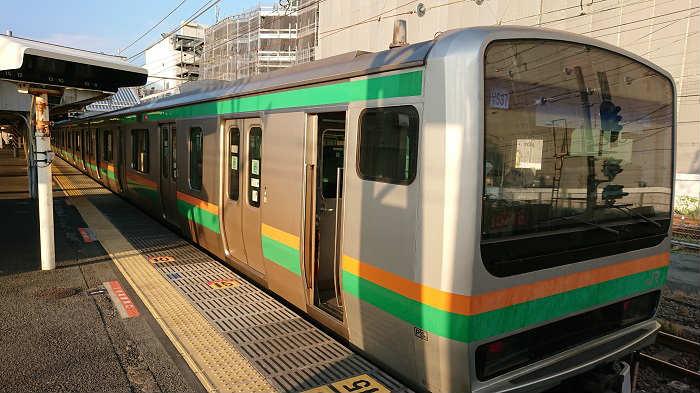 東海道線(JR東日本)