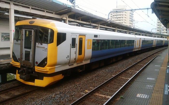 京葉線の特急