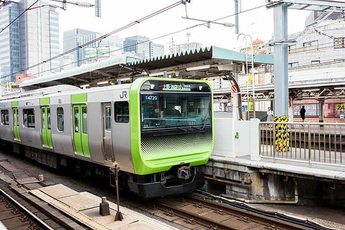 同じ鉄道会社のJR東日本