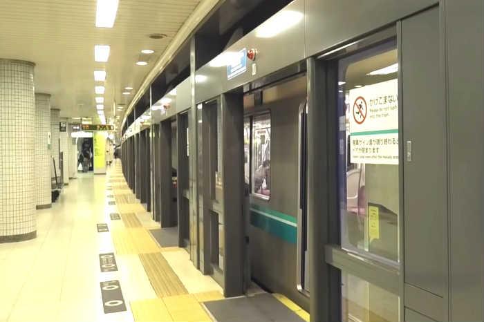 南北線の座れる駅